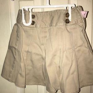 Girls Old Navy Uniform Skirt Size XS/5